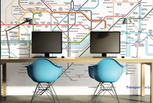 Awesome spaces / by The Wall Sticker Company