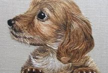 Stitches and Embroidery / by Sylvia Gauthier