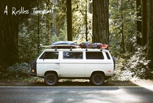 Inspiration Files / Lifestyles and things we love.  / by Quiksilver Women