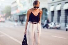 Street style and Outfits to admire / by Emma Tate