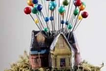 Pincushions etc. / by Sylvia Gauthier