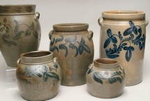 Crocks and Stoneware / I LOVE Crocks!  / by Sylvia Gauthier
