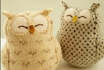owls for kate / by Laura Conry