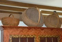 Baskets / by Sylvia Gauthier