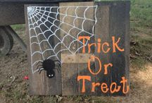 Halloween Party / by Leigh Pritchard Hamilton
