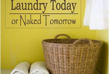 Laundry Room / by Leigh Pritchard Hamilton