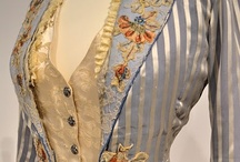 dress 19th century / by Laura Conry