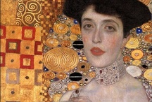 Art-Klimt  / by Laura Conry