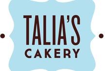 Talia's Cakery- www.facebook.com/taliascakery / Talia's Cakery, a New York City based organic miniature cake business. Please contact me at talia331@gmail.com for orders & inquiries.