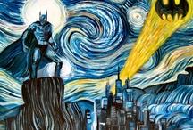 Super Heroes & Villians / by Sarah Vest