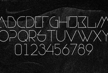 Fonts + Graphics / by Heather Itzla