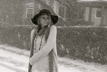 Snowfall for Fashion / by Quiksilver Women