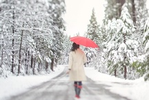 Winter White / Everything inspirationally wonderful about snow and winter / by Quiksilver Women