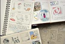 Journal Art & Writing / by Regina Penner