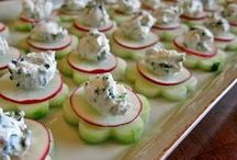 Appetizers...love them!