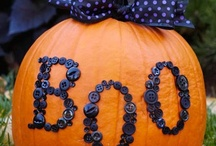 Boo!  Trick or Treat! / by Kimberly Smith