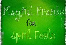 April Fools & Playful Pranks