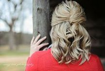 Hair / by Ashley Geiser