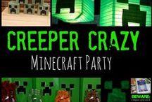 Minecraft Crazy!