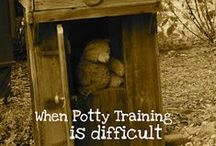 Potty Training/Toileting Issues