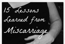 Miscarriage/Infant Loss