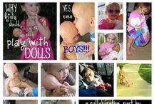 Ways to Play: Dolls