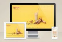 Our Web Design / Our web projects and much more on www.joanrojeski.com. / by Joan Rojeski Studio