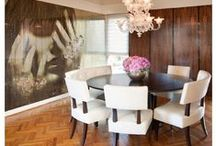 Design Envy | Kitchens and Dining Areas / #interiordesign #kitchens #diningrooms #dining