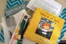 Literature for LIttles: Activities & Crafts to Go Along with Books