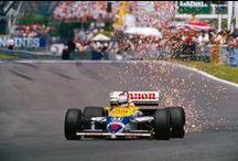 ●Formula One Grand Prix / #Formula One #Grand Prix #F1 / by Tad Yazaki