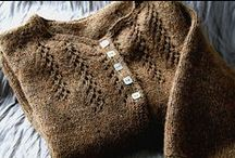 Knitting Sweaters / by Sylvia Gauthier
