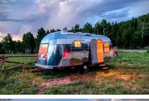 Antique Campers / by Clair Graves