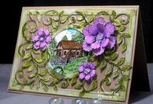 Heartfelt Inspirations 9 / Projects made by our fans with Heartfelt Creations products!