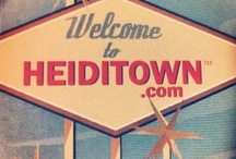 HeidiTown, Colorado / The best little town in the most beautiful state in the Union. / by HeidiTown, Colorado