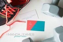 Amanda Zeamer fitness / by Amanda Zeamer