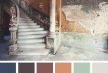 Web Design // Color schemes