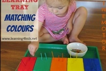 Occupational therapy activities for kiddos! / by Jeni Lowry