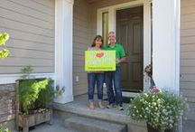 Happy Homeowners! / Take an inside look at our happy homeowners!