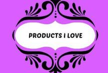 Products I Love