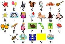 Alphabet teaching resources / A selection of teaching resources and ideas to support your teaching of the alphabet.    Includes resources suitable for lower ability students and those with special needs.   / by TES Teaching Resources