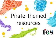 EYFS: Pirates / A selection of teaching resources and ideas to support the topic of pirates - always a popular one with younger children.