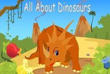 Dinosaur Teaching Resources / A collection of teaching resources and ideas on the ever popular theme of dinosaurs / by TES Teaching Resources