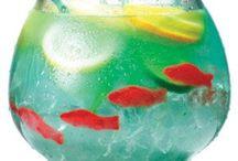 Grown up beverage delights / by Sandy Delzer