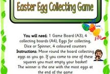 Easter Resources / by TES Resources