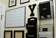 Organization / by Carly Buehner