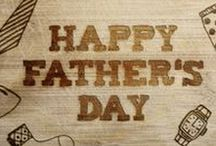 Father's Day / A selection of resources to help you celebrate Father's Day with your class. Got something you think we should pin? Please email ben.stroud@tesglobal.com / by TES Resources