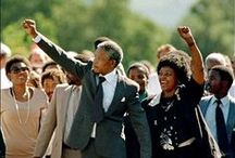 Nelson Mandela / Lesson plans and activities to celebrate the life of Nelson Mandela (Nelson Mandela Day - 18 July)