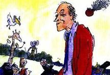 Roald Dahl / Teaching resources, lesson plans, worksheets and activities on the works of Roald Dahl. His rich descriptions, humour and unusual language make him one of the most successful and popular children's authors in the world. Roald Dahl Day is celebrated on 13 September.