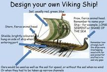 Vikings / Activities, worksheets, lesson plans and other resources to support your teaching during a topic on the Vikings.