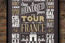 Follow the Tour de France